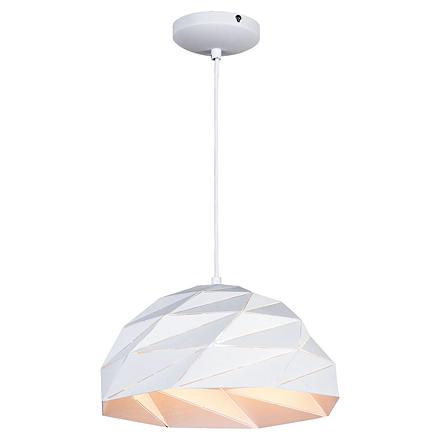 Подвесной светильник в современном стиле (белый)