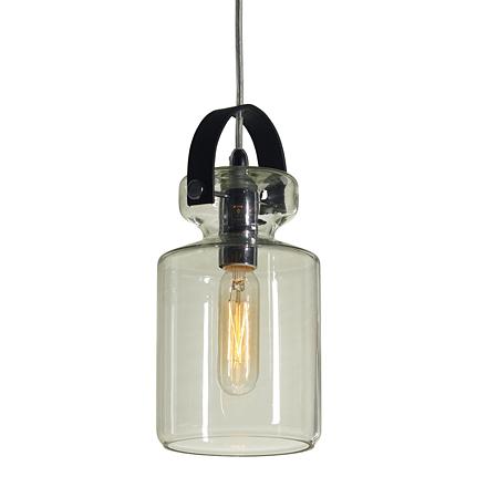 Светильник под прозрачную банку (лофт)