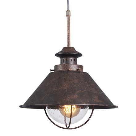 Подвесной лампа под старинную промышленную