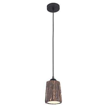 Подвесной светильник под палено