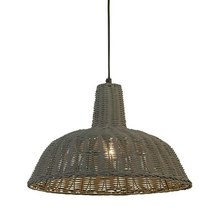 Подвесной светильник (цвет черный, серый)