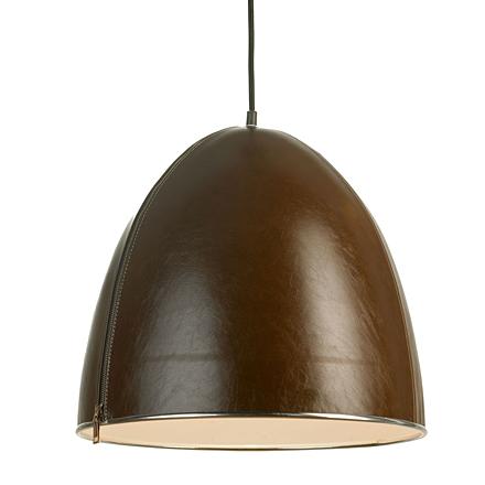 Подвесной светильник в стиле лофт (цвет черный, коричневый)