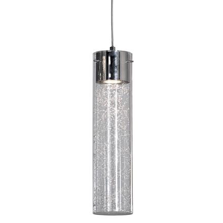 Подвесной светильник-цилиндр в стиле модерн