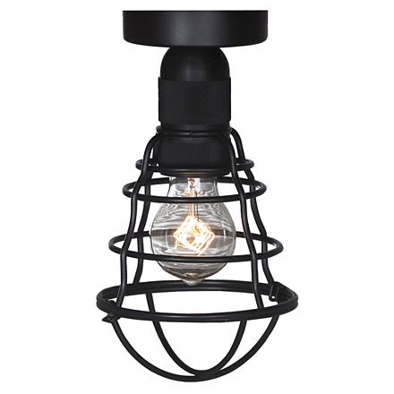 Подвесная-накладная лампа в стиле лофт