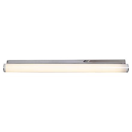Aqua 1: Настенный светильник (цвет хром, белый)