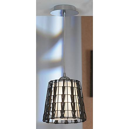 Подвесной светильник (цвет хром, мульти)