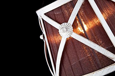 Подвесной светильник стиль модерн, ретро, кантри [Фото №3]