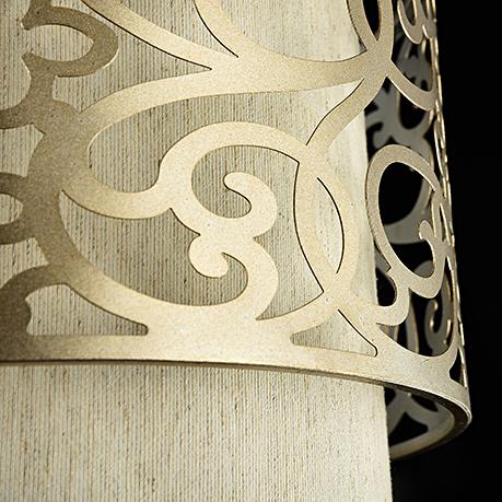 Подвесной светильник стиль модерн, ар-деко [Фото №3]