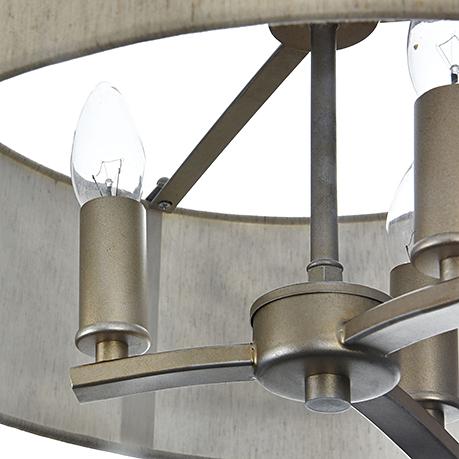 Подвесной светильник H260-03-N [Фото №5]