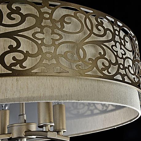 Подвесной светильник H260-04-N [Фото №5]