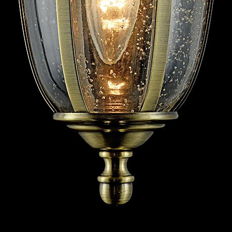 Подвесной светильник стиль модерн, классический, английский [Фото №3]