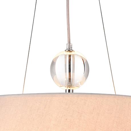 Подвесной светильник на 3 лампы [Фото №4]
