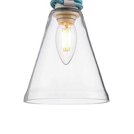 Подвесной светильник P536PL-01BL [Фото №5]