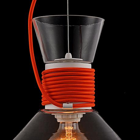 Подвесной светильник стиль современный, лофт, ар-деко [Фото №3]
