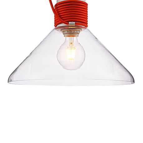 Подвесной светильник P536PL-01R [Фото №5]