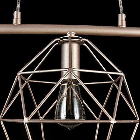 Подвесной светильник T432-PL-03-G [Фото №5]