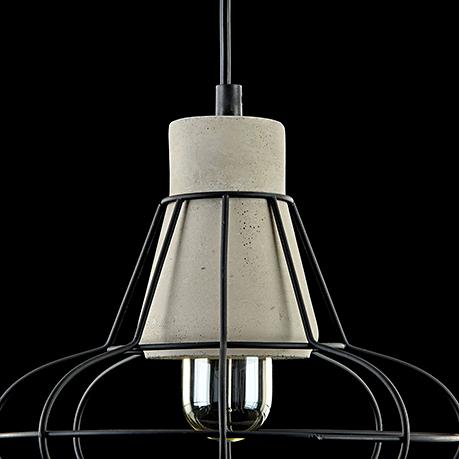 Подвесной светильник T435-PL-01-GR [Фото №5]