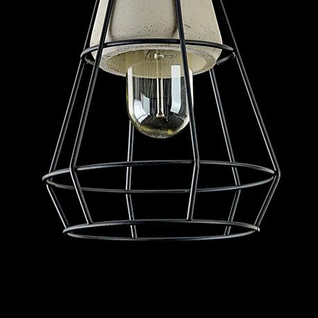 Подвесной светильник T436-PL-01-GR [Фото №5]