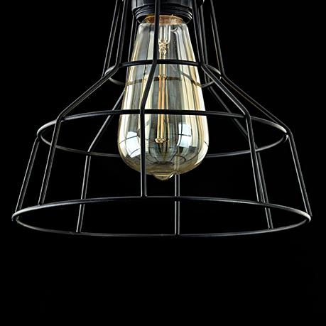 Подвесной светильник T448-PL-01-B [Фото №5]