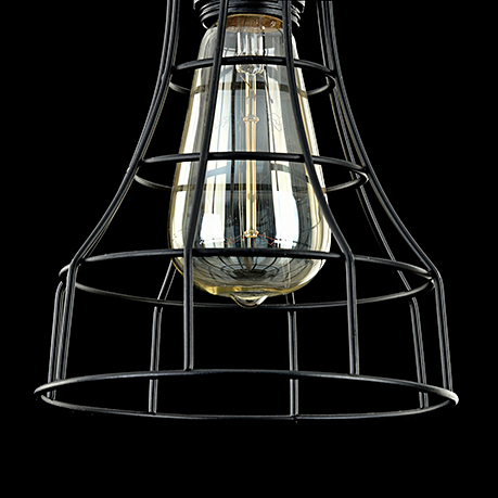 Подвесной светильник T449-PL-01-B [Фото №5]