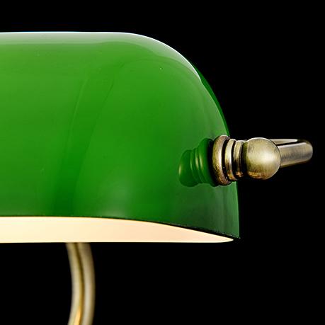 Настольная лампа стиль ретро, классический [Фото №3]
