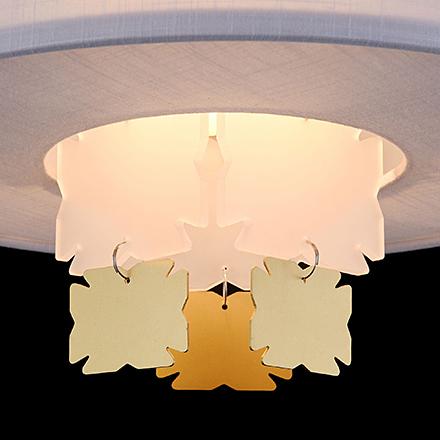 Потолочный светильник H601PL-01BS [Фото №5]