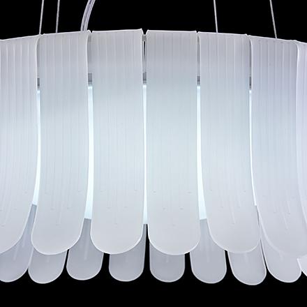 Подвесной светильник MOD341-PL-01-24W-W [Фото №5]