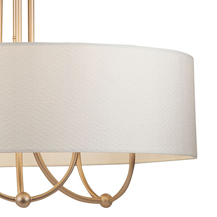 Подвесной светильник на 8 ламп [Фото №4]