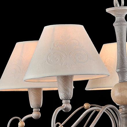 Люстра на 5 ламп [Фото №4]
