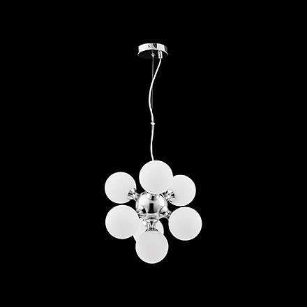 Подвесной светильник на 7 ламп [Фото №4]