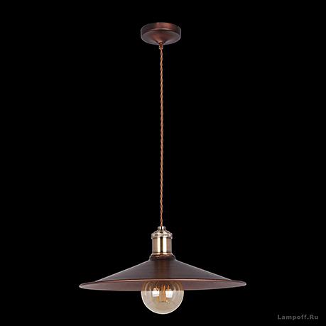 Подвесной светильник T028-01-R [Фото №5]