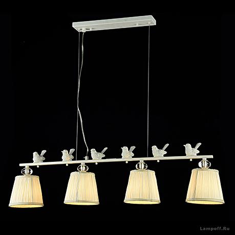Подвесной светильник стиль классический, ретро [Фото №3]