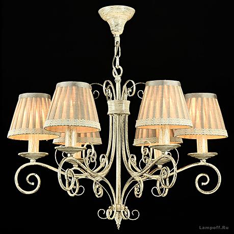 Люстра на 6 ламп [Фото №4]