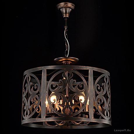 Подвесной светильник H899-05-R [Фото №5]