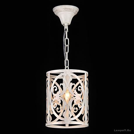 Подвесной светильник цвет кремовый [Фото №2]