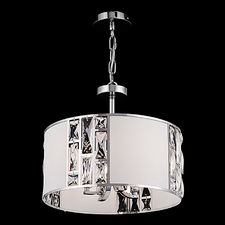 Подвесной светильник на 4 лампы [Фото №4]