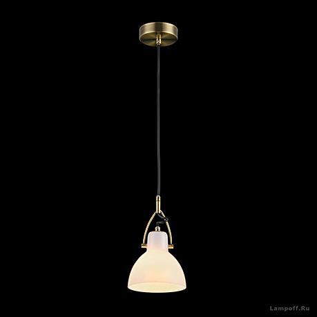 Подвесной светильник MOD407-PL-01-BZ [Доп.фото №7]
