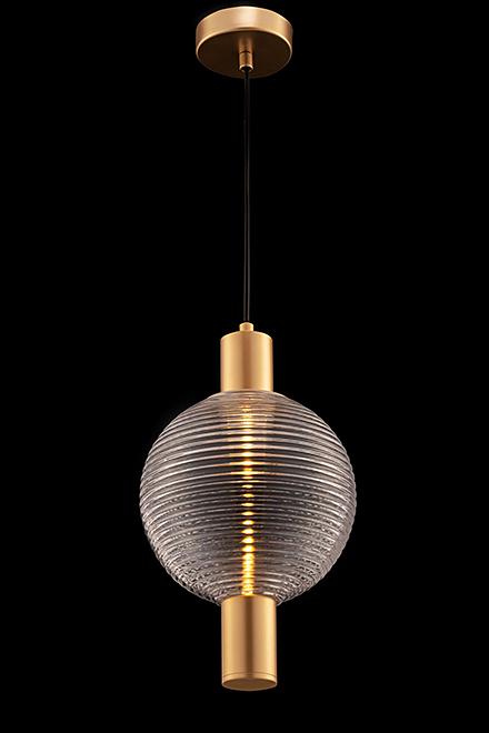 Подвесной светильник P060PL-01BS [Фото №5]