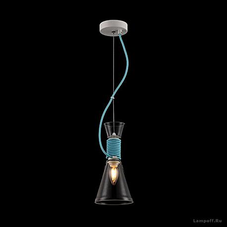 Подвесной светильник P536PL-01BL [Доп.фото №7]