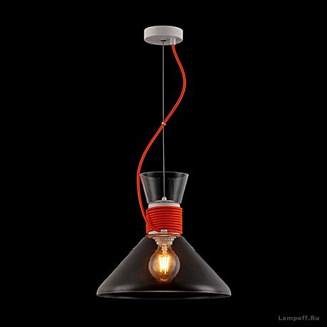Подвесной светильник P536PL-01R [Доп.фото №7]