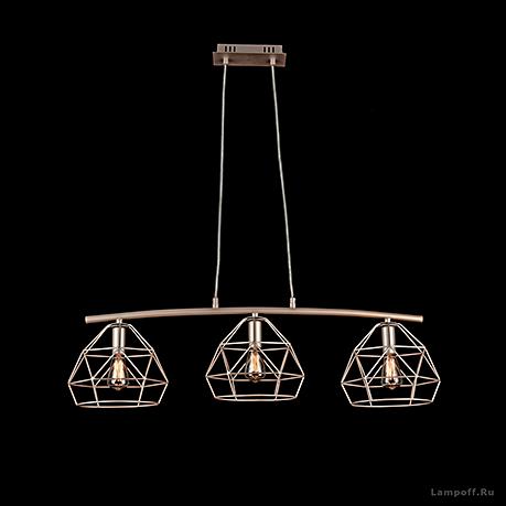 Подвесной светильник T432-PL-03-G [Доп.фото №7]