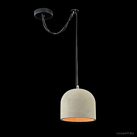 Подвесной светильник T451-PL-01-GR [Фото №5]