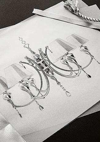Maytoni Royal Classic Murano 8 [Доп.фото №6]