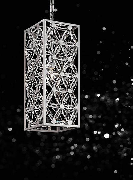 Подвесной светильник MOD069PL-01CH [Фото №5]