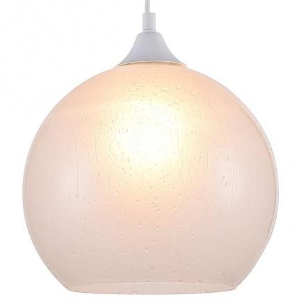 Подвесной шар с эффектом мокрого стекла