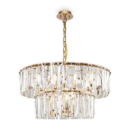 Подвесной светильник (золото)