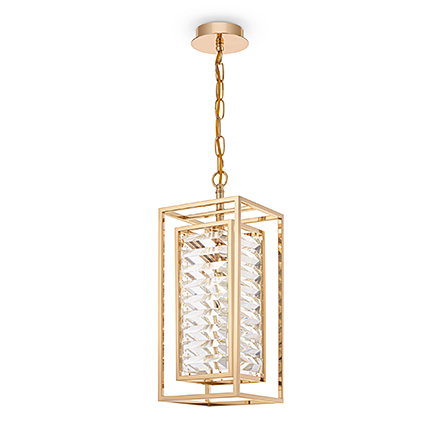 Подвесной светильник (золото, золотой)
