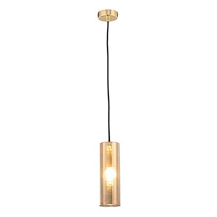 Подвесной светильник из стекла (золото, золотой)