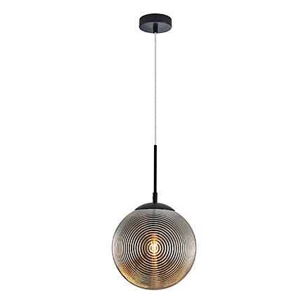 Подвесной светильник цвет черный/серый [Фото №2]