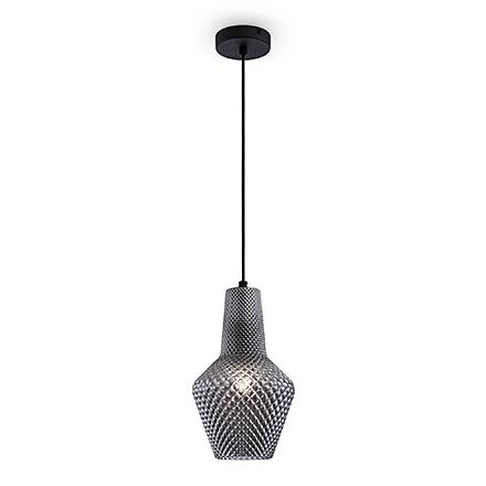 Подвесной светильник цвет черный [Фото №2]